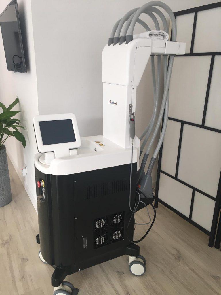 Fettreduktion Maschine