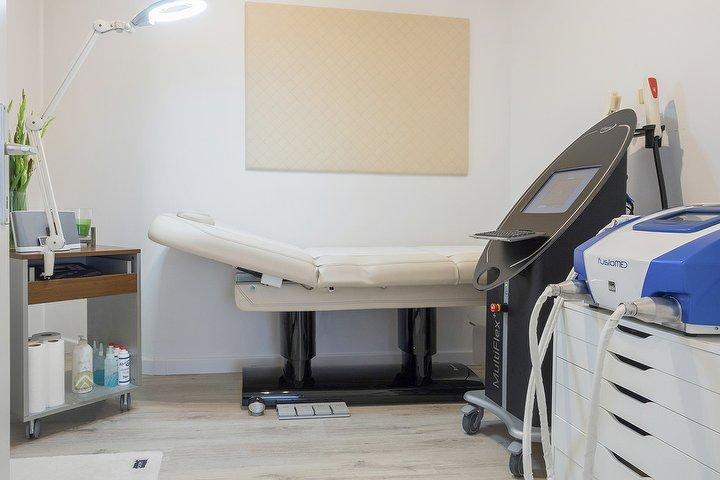Fett wegfrieren Behandlungszimmer